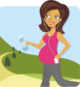 pregnantexercise