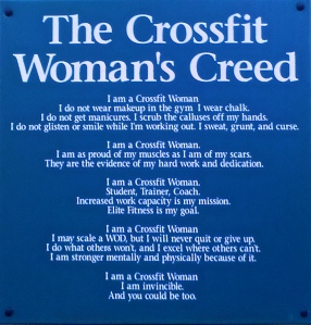 crossfit-womans-creed